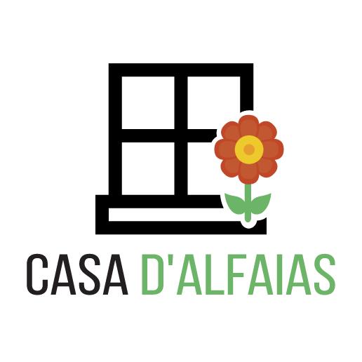 Casa D'Alfaias Retina Logo